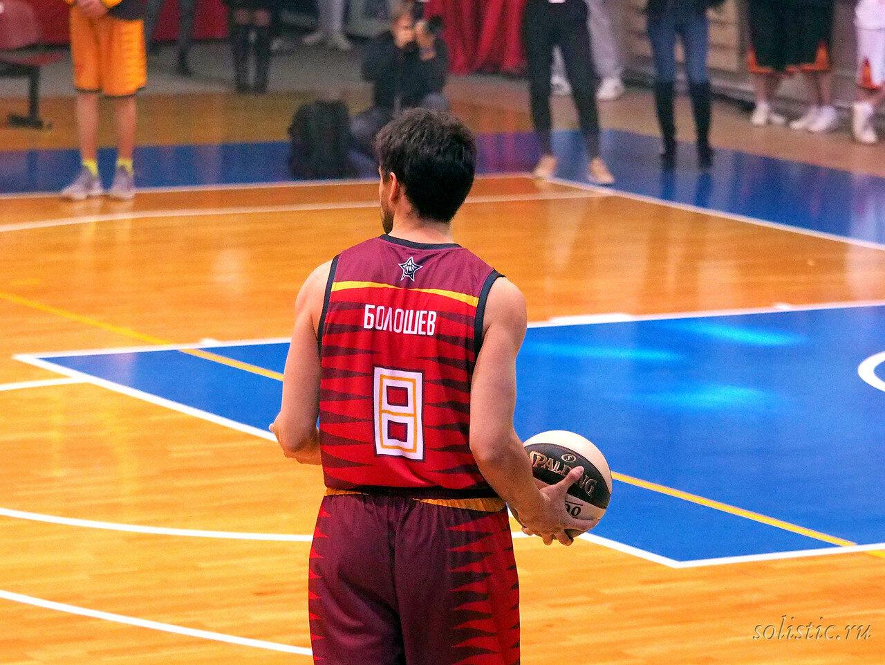 114 Матч звезд АСБ 2018 (ассоциации студенческого баскетбола)