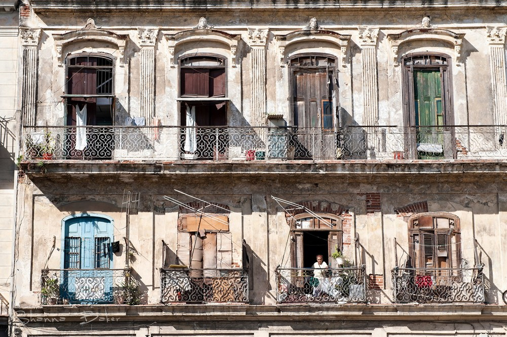 Куба на снимках Шэнны Бэйкер