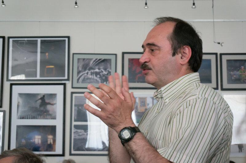Встреча с Александром Семеновым