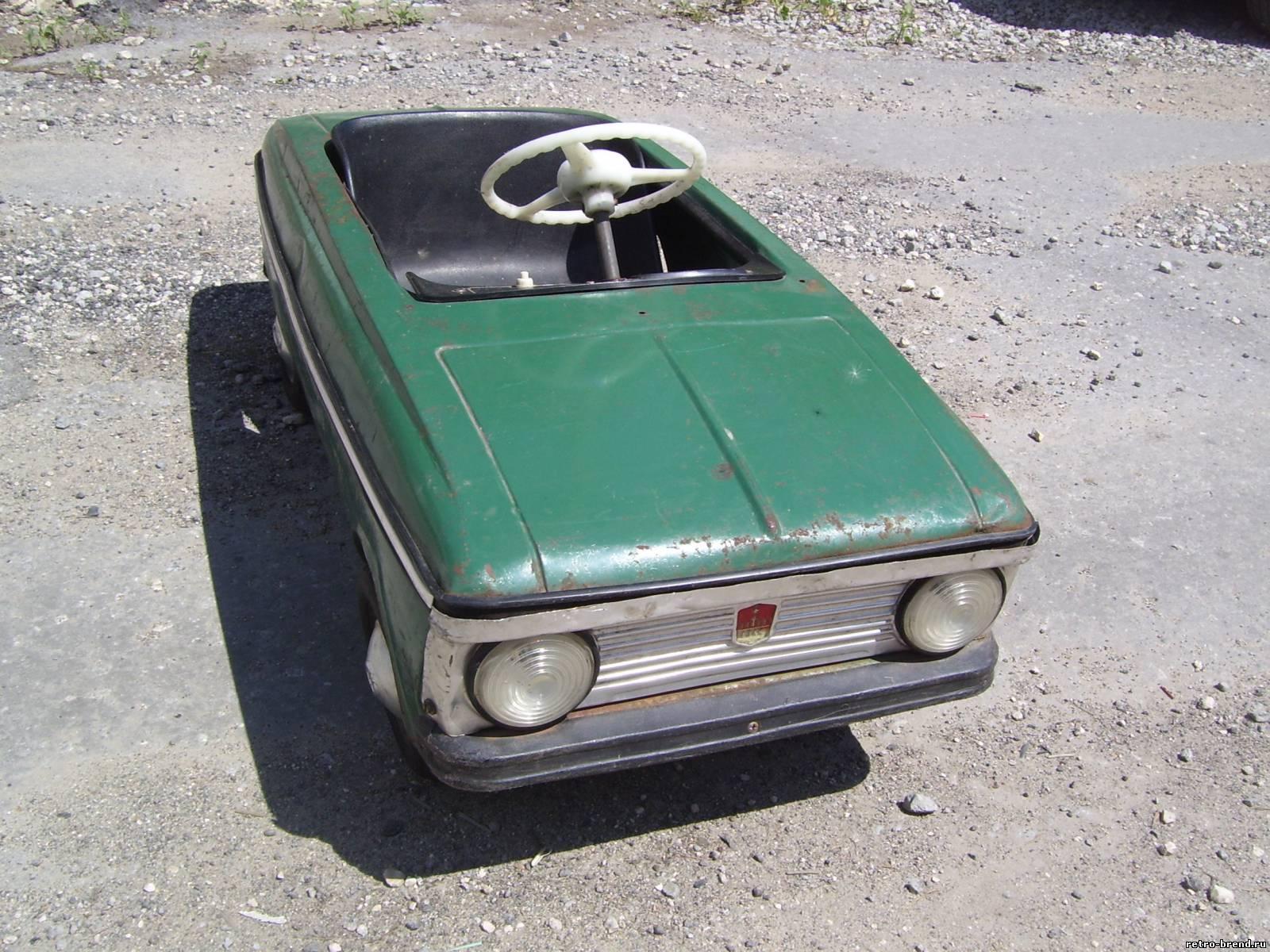 Самый дорогой детский автомобиль в мире