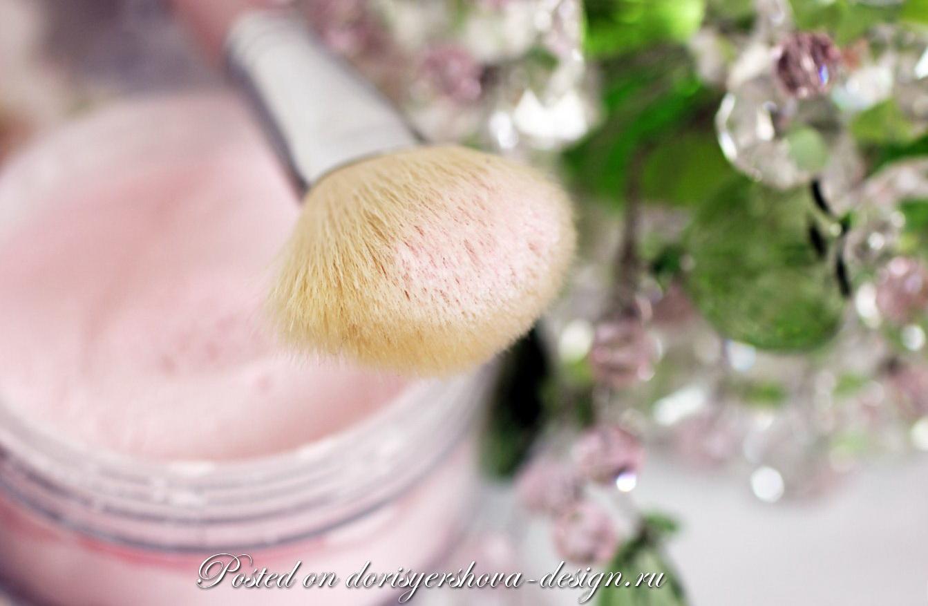 розовая пудра, пудровые цвета