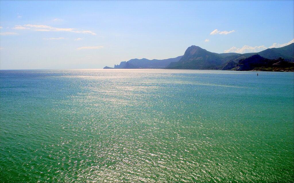 Крым. Чёрное море