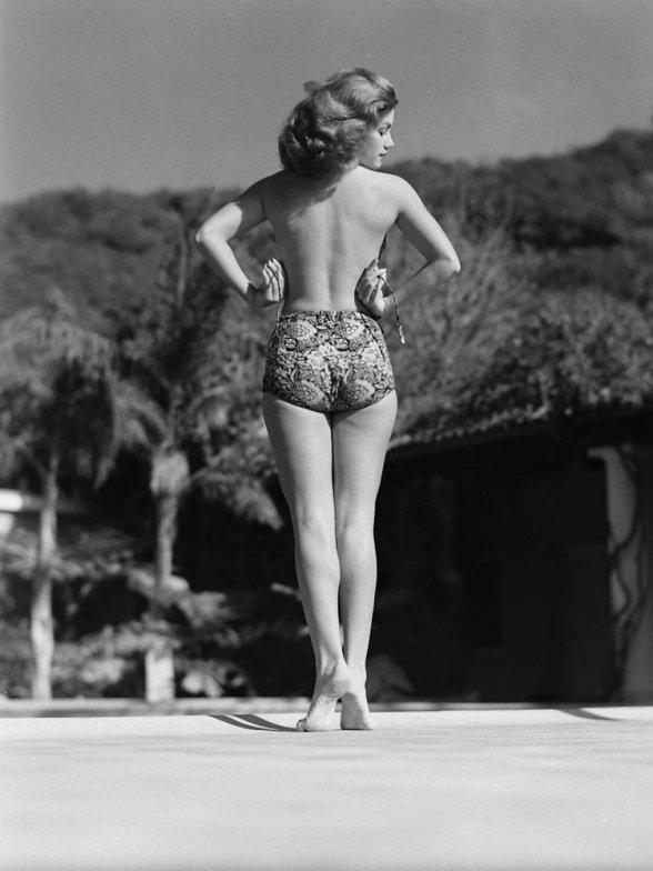 8. Актриса Линда Кристиан, первая «девушка Бонда», 1945 г. (Bob Landry—Time & Life Pictures/Getty Im