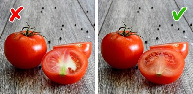 © pixabay  © pixabay     Спомидорами все немного проще:  уздоровых ягод то