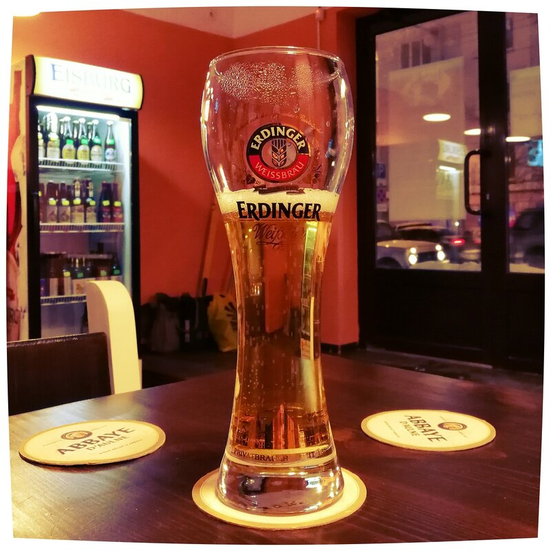 Дегустация Губахинской Пивоварни в Вите Надо Выпить