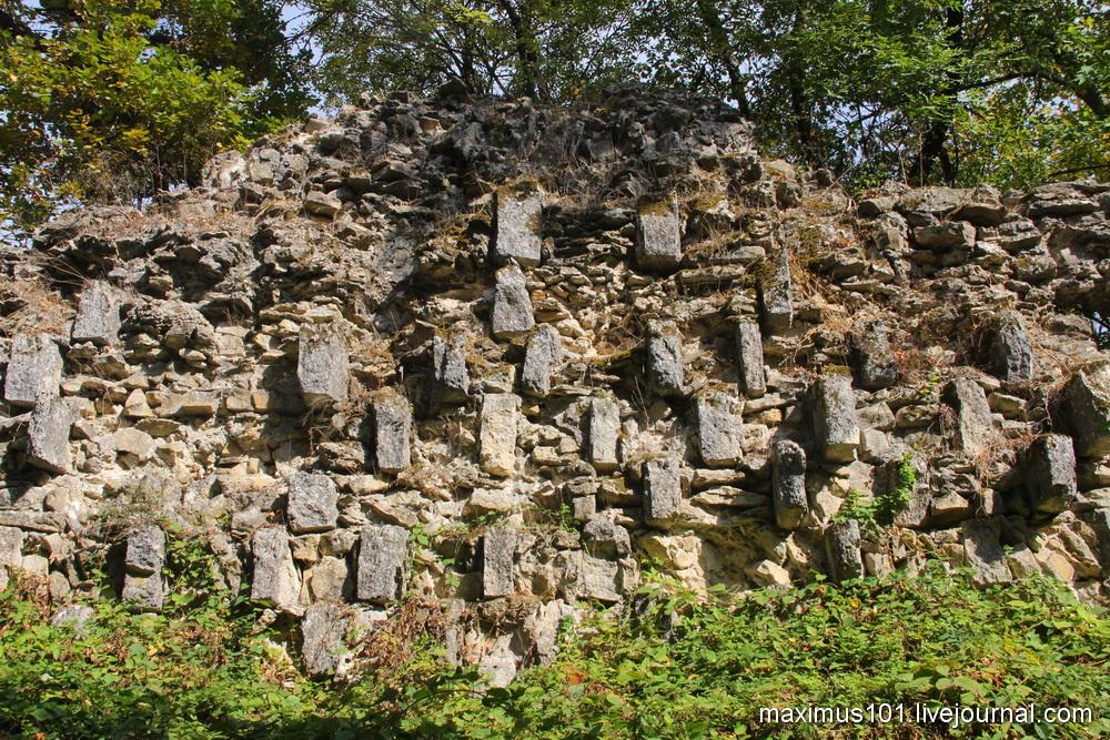 Даг-бары - горная стена Дагестана