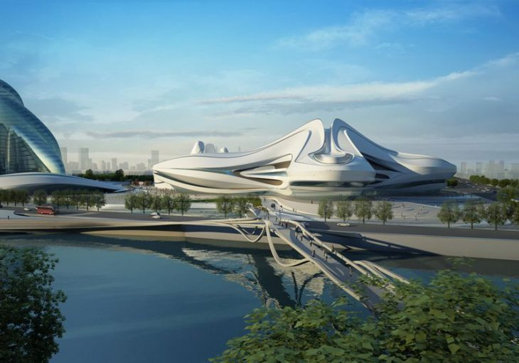 ZHA's focus on innovative research comes from experimentation with adaptable and evolving