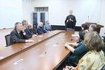 Встреча митрополита Аргентинского и Южноамериканского Игнатия с преподавателями и учащимися МГИМО