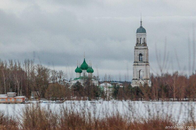 Троицкий собор, Пошехонье