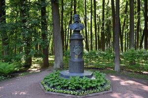 Памятник Павлу Петровичу Вяземскому