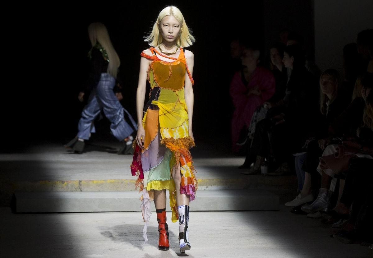 Подайте девушке на пропитание: Современная лоскутная мода