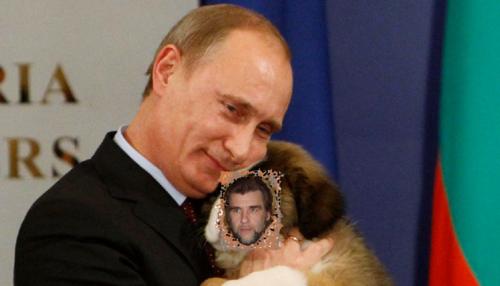 Я и Путин!!!