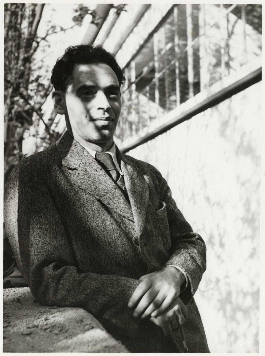 Борис Михайлович Иофан, архитектор Советского павильона