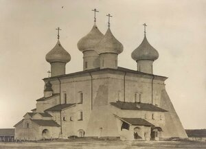 Христорождественский собор. 1872