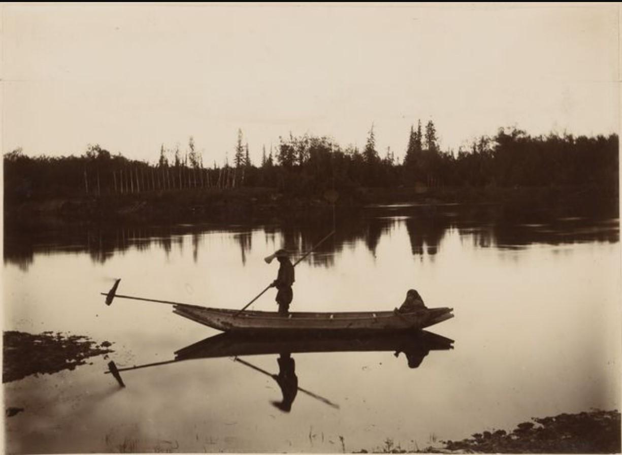 Рыбак на река Сыгва