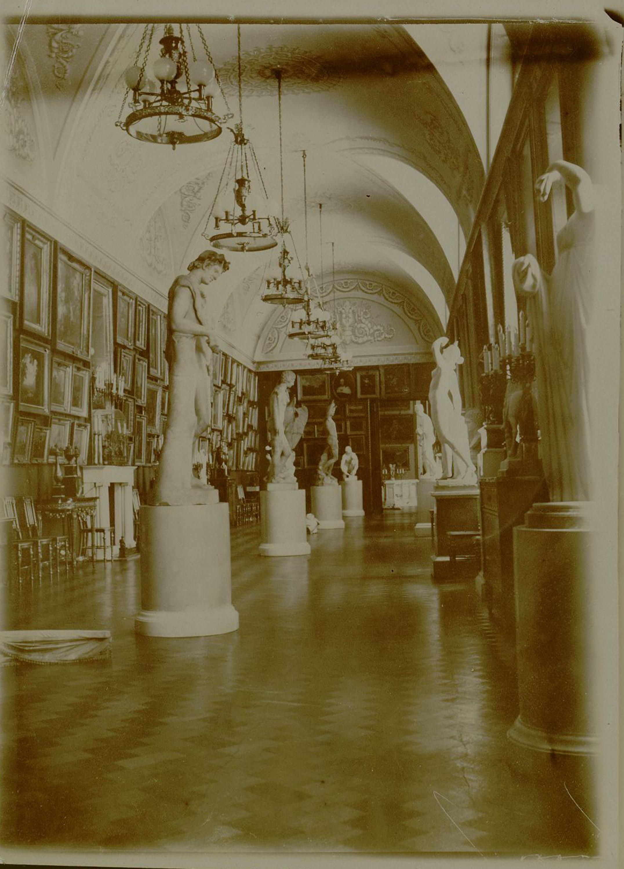 Дворец князей Юсуповых на Мойке. Античный зал