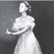 молодая балерина