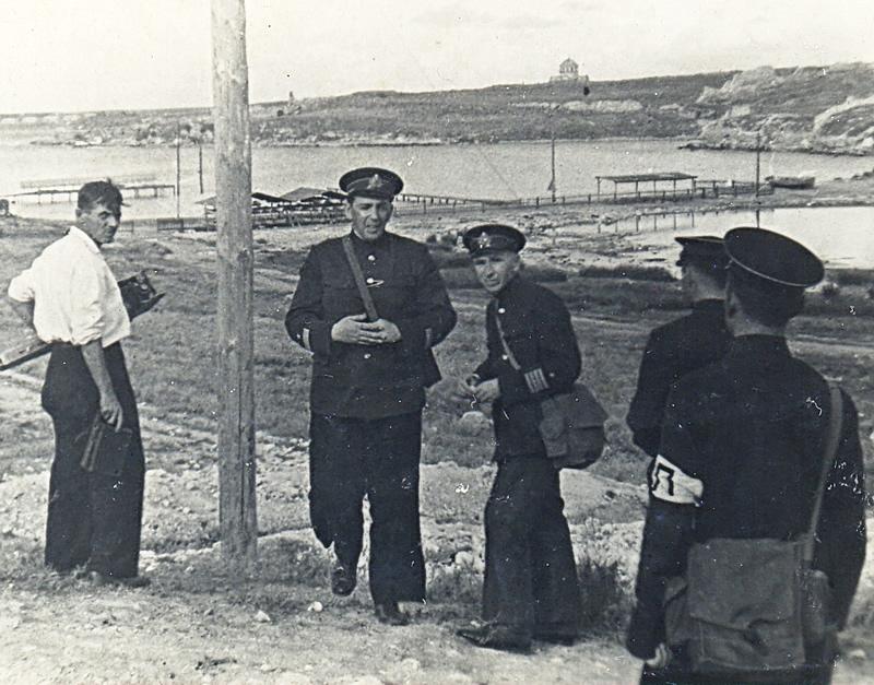 """Полундра!""  1942 г."