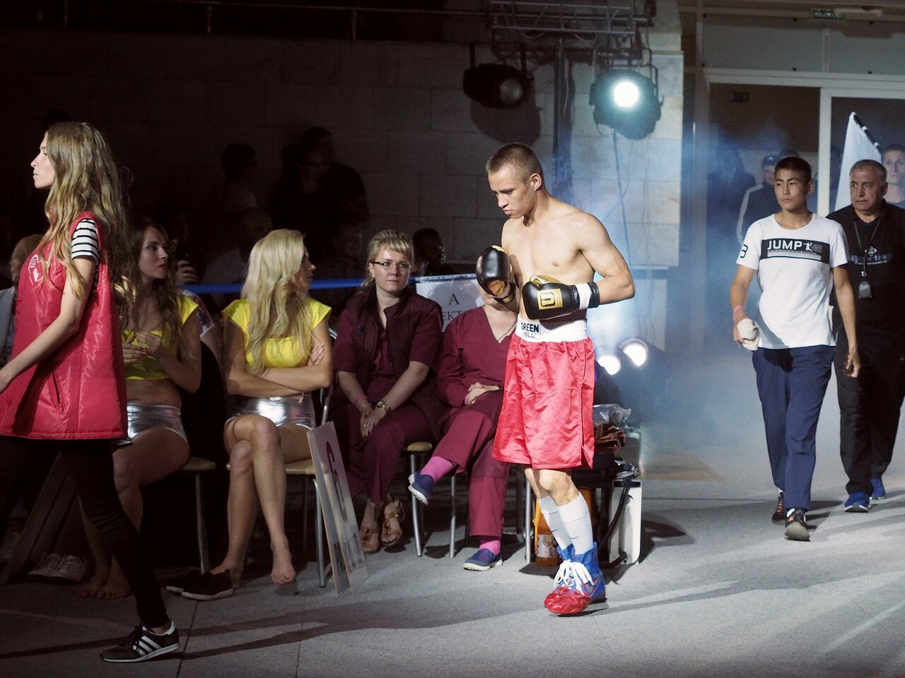 48 Вечер профессионального бокса в Магнитогорске 06.07.2017