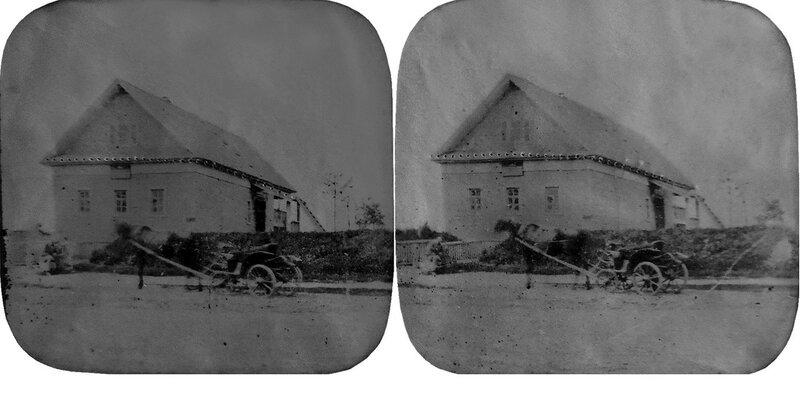1858 Кутузовская изба до пожара. Vicenzo Craveri.jpg