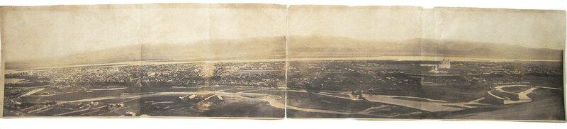 Старейшее известное фото Красноярска