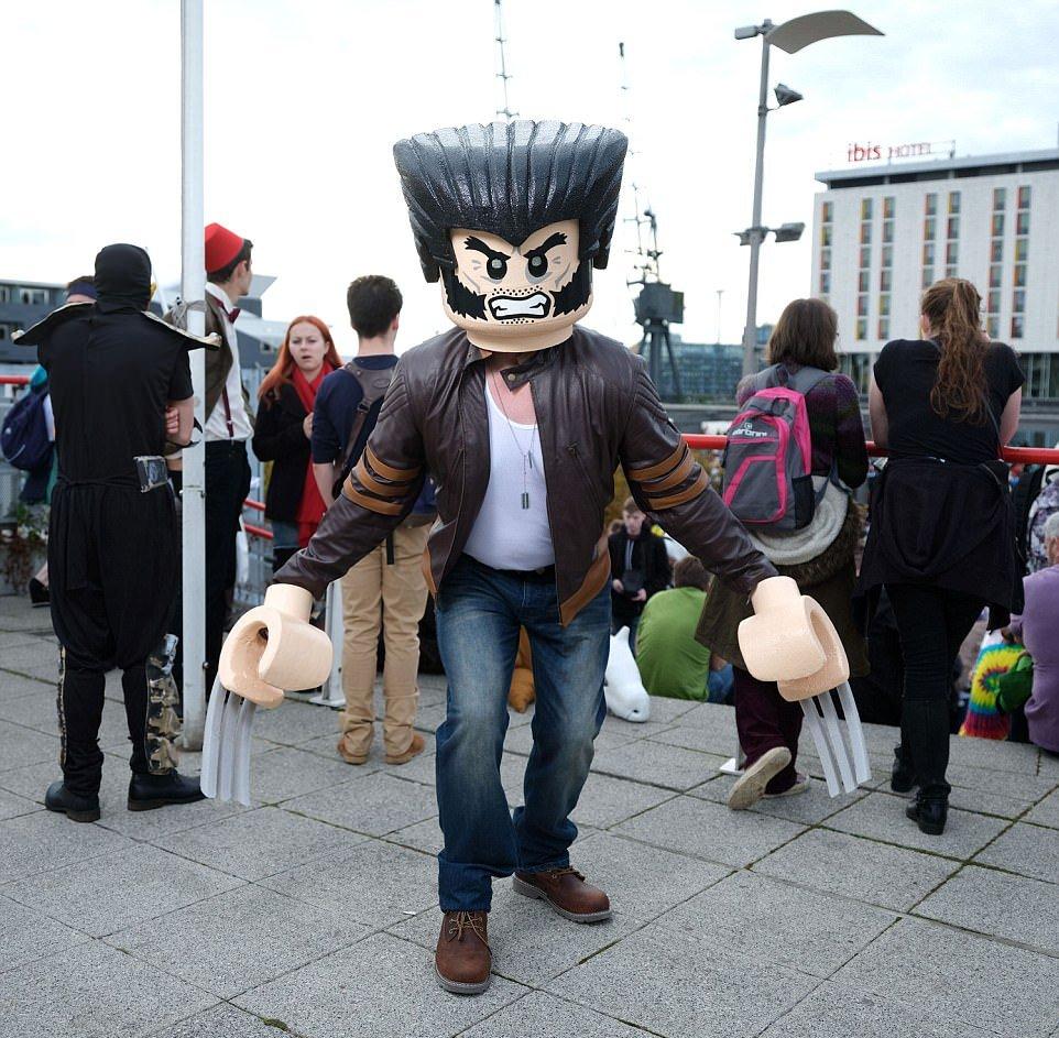 Комик Кон в Лондоне