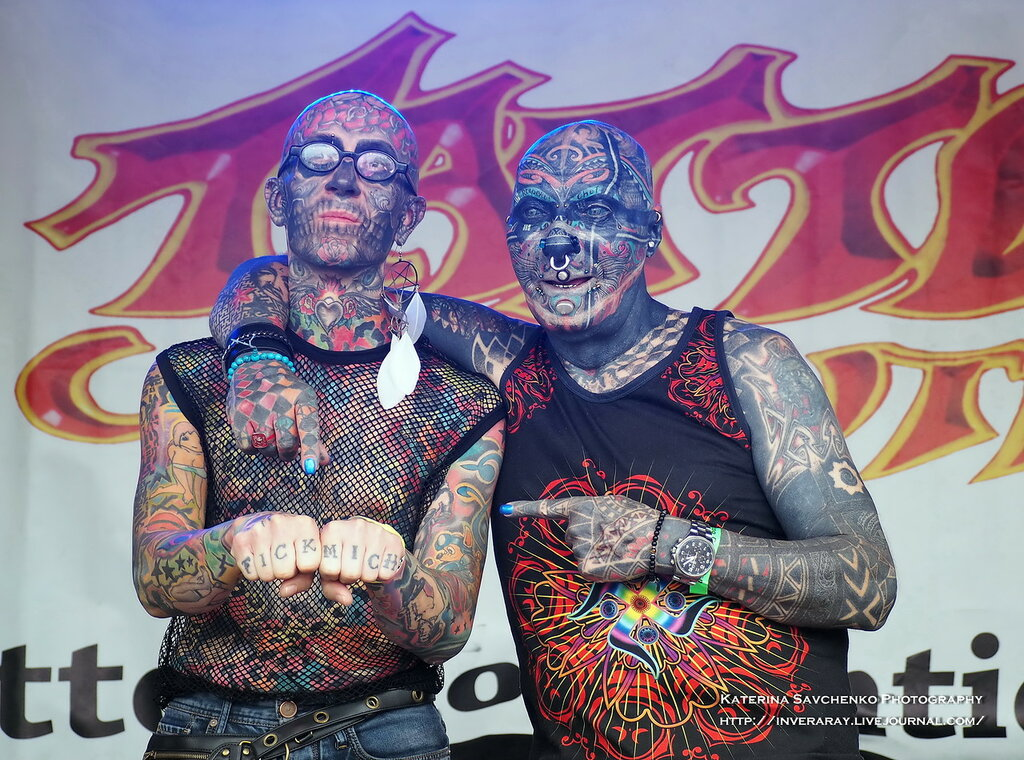 Tattoo Convention Berlin 2017