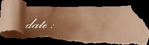 коричневые баннеры