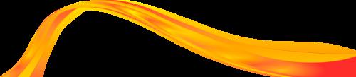 оранжевые линии