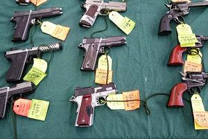 Анализ инициатив Росгвардии поизменению законодательства, регулирующего оборот гражданского оружия