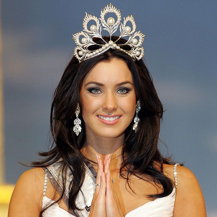 Наталья Глебова, Канада (родом из города Туапсе Краснодарского края). «Мисс Вселенная — 2005». 2