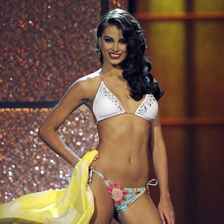 Стефания Фернандес, Венесуэла. «Мисс Вселенная — 2009». 19 лет, рост 178 см, параметры фигуры 90