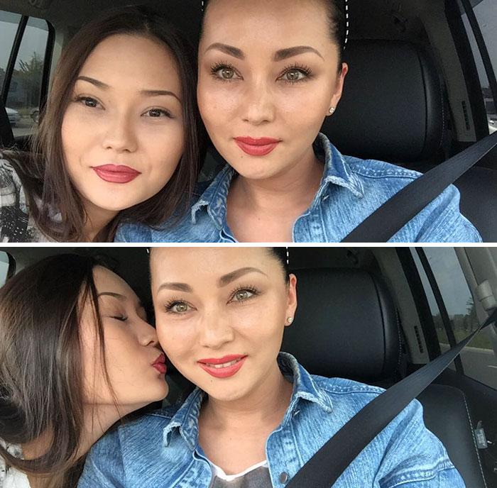 Кто такая мама, а кто сестра?