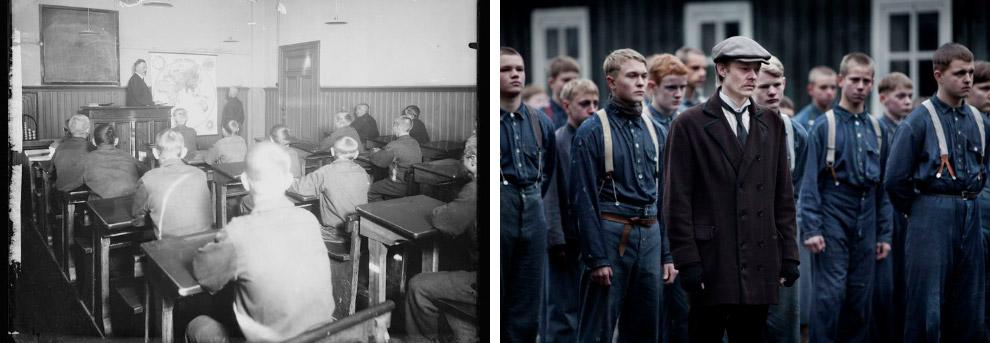 5. После бунта режим содержания в школе-интернате был несколько смягчен, однако вплоть до своего зак