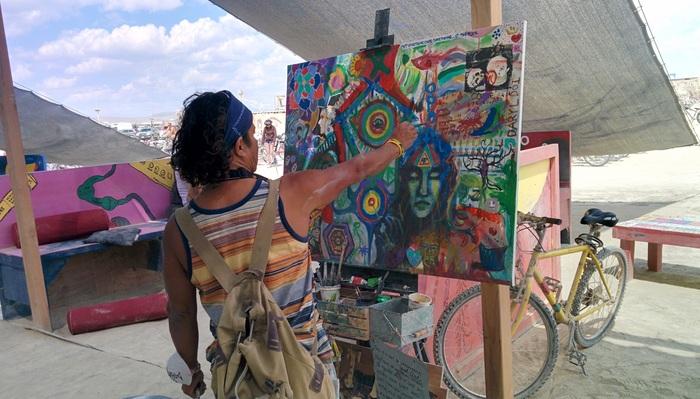 Burning Man глазами обывателя: набор для выживания, пробки и богатые туристы