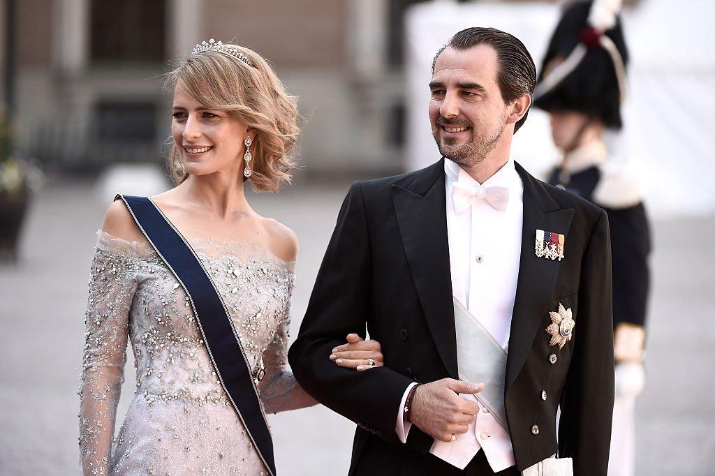 Татьяна Блатник, принцесса Греции и Дании   Татьяна окончила Джорджтаунский уни