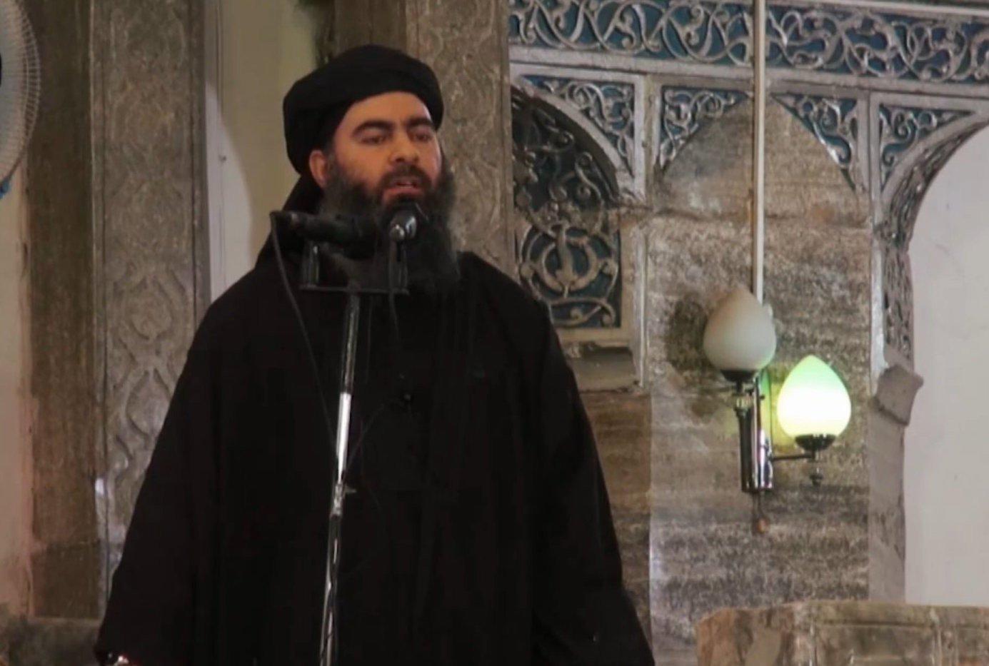 Лидер группировки «Исламское государство» убит вРакке