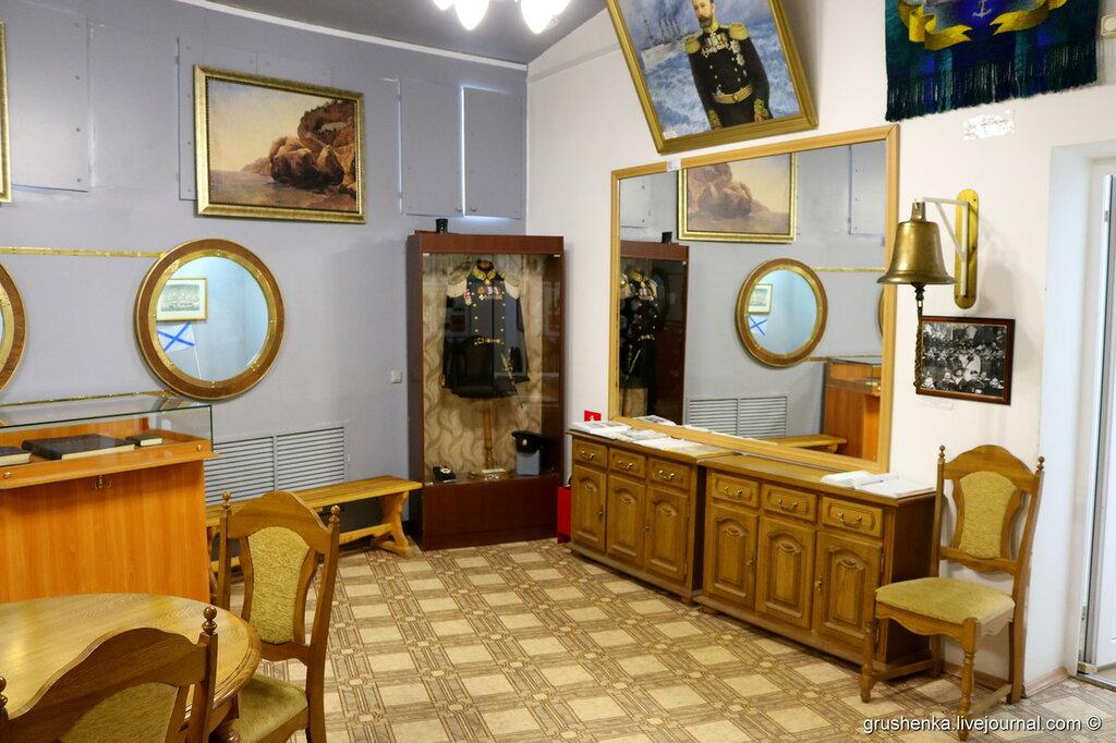 Музей контр-адмирала В.Ф. Руднева