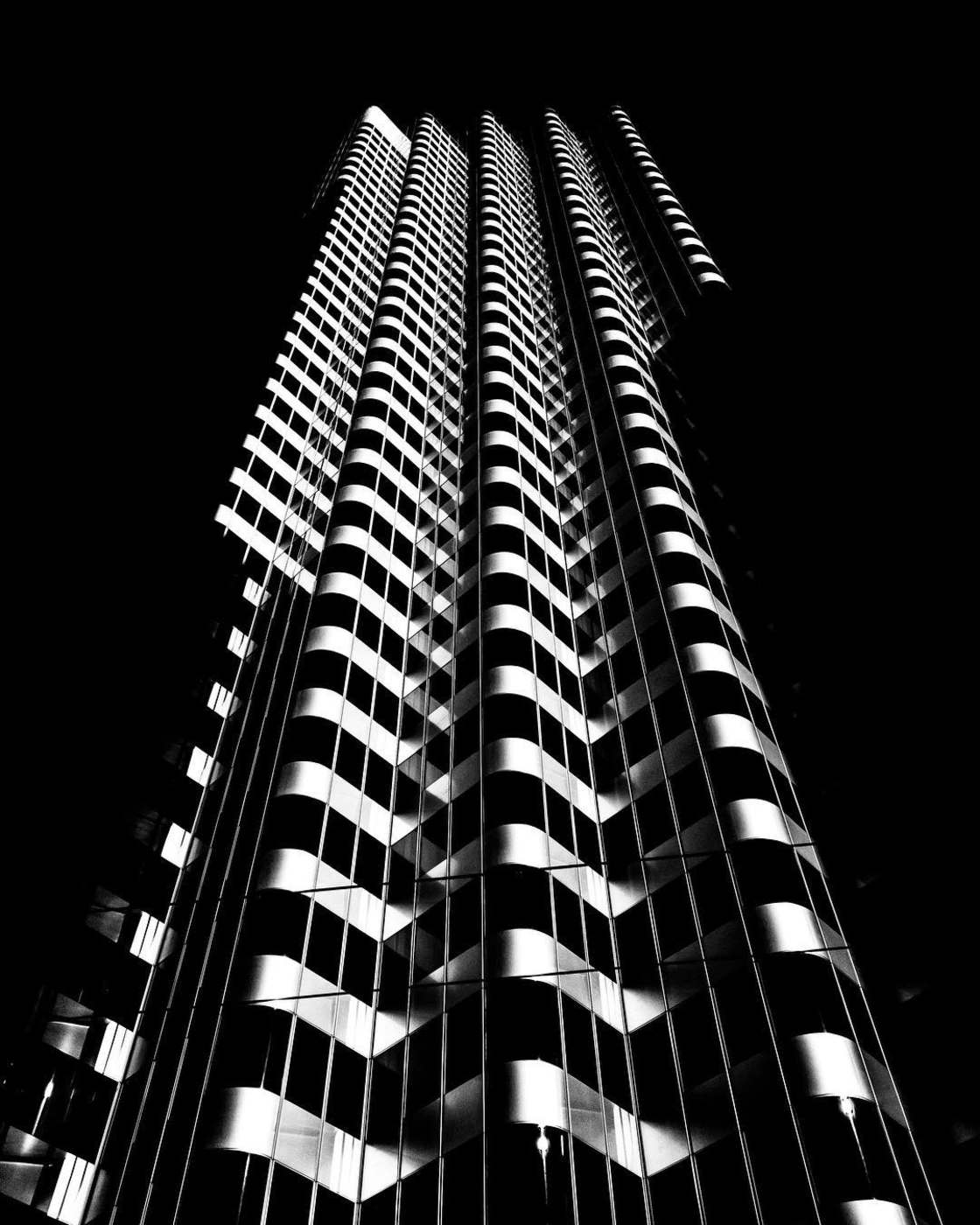San Francisco Noir - The architecture photos of Burton Rast