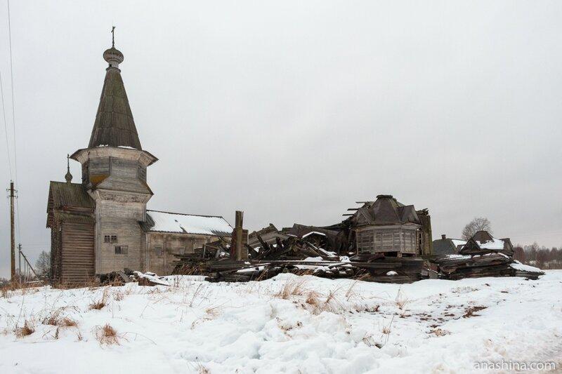 Саминский Погост, Вологодская область