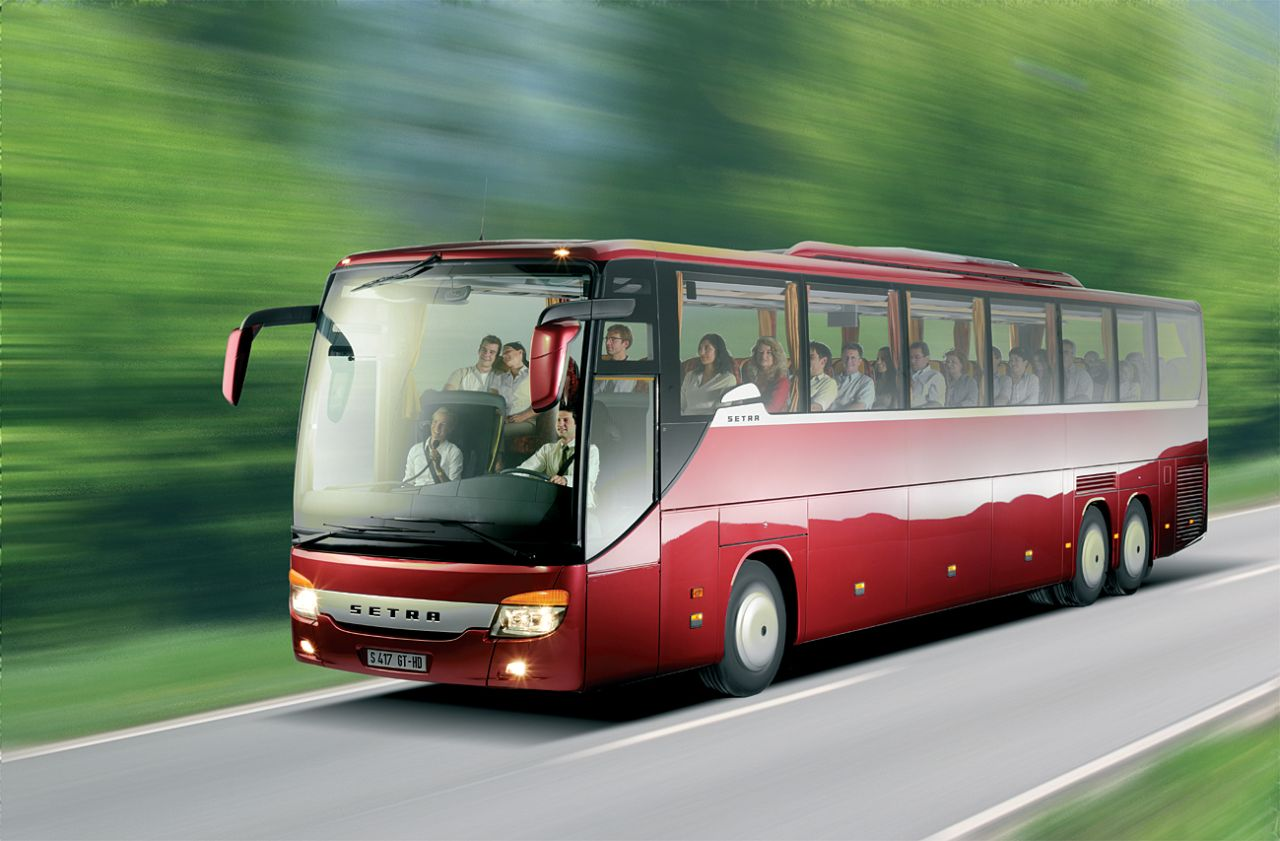 Автобусные туры от Silver Tour