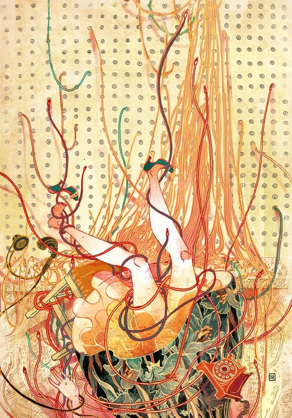 Illustrator - Victo Ngai