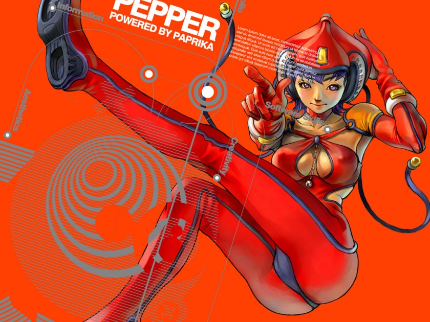 The Pepper Project – Artwork by Stanley Lau