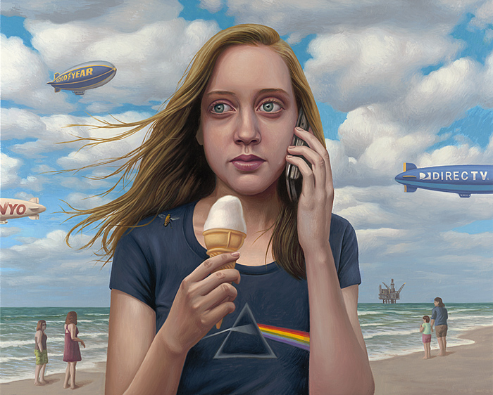 DISCREPANCIES - Alex Gross