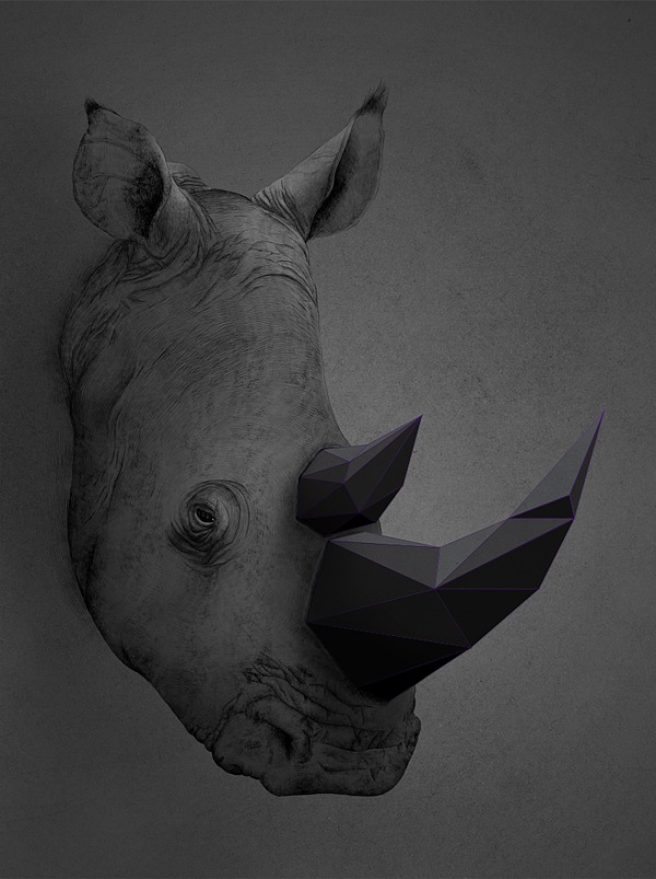 Trigonal Meshes & Animals – Kaan Bagci (5 pics)