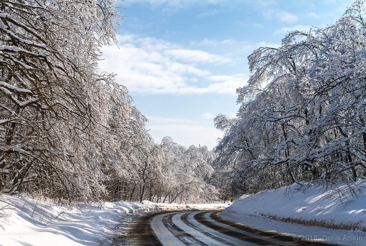 Зима кумысная поляна фото 4