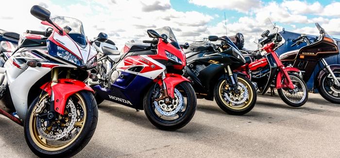 В январе продажи мотоциклов выросли на 12.9% (Великобритания)