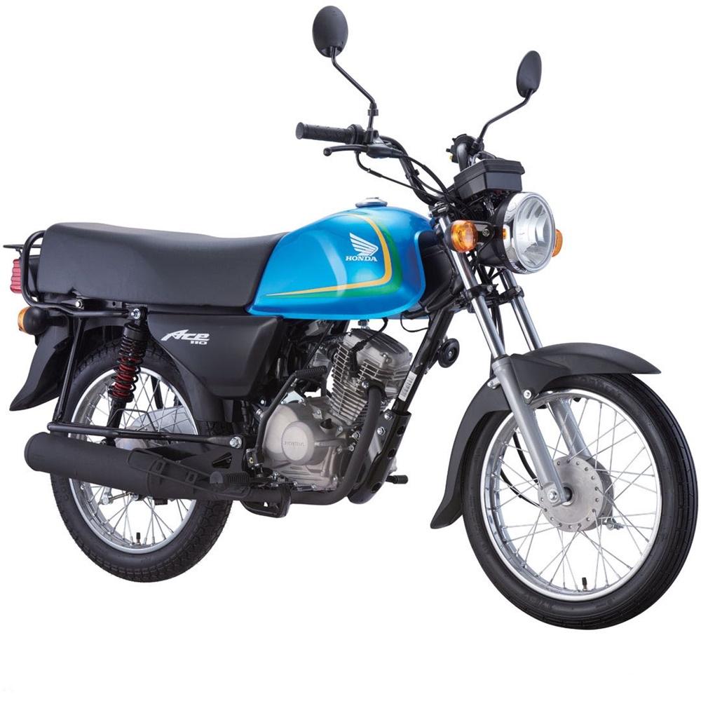 Мотоцикл Honda Ace110 стоимостью 600 долларов (Нигерия)
