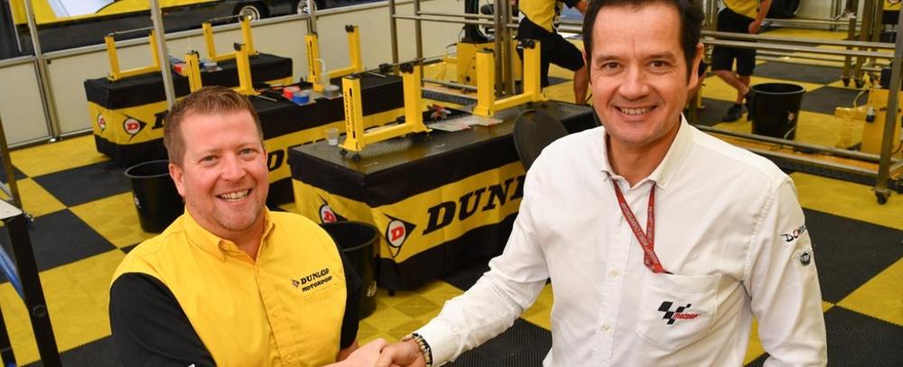 Производитель Dunlop продолжит поставлять резину в Moto2/Moto3 до 2020 года