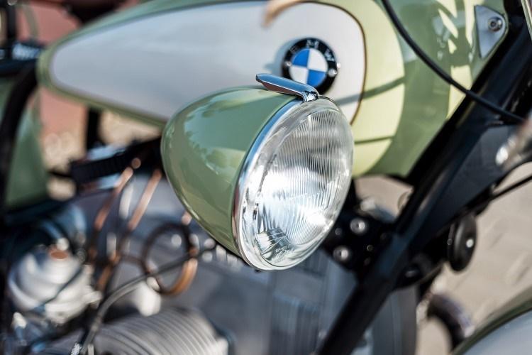 Kacerwagen: Боббер BMW R168 Bitsa